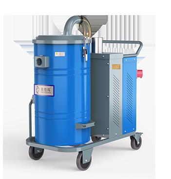 DT/单桶三相工业吸尘器