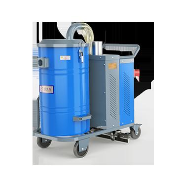 WT单桶电瓶式工业吸尘器